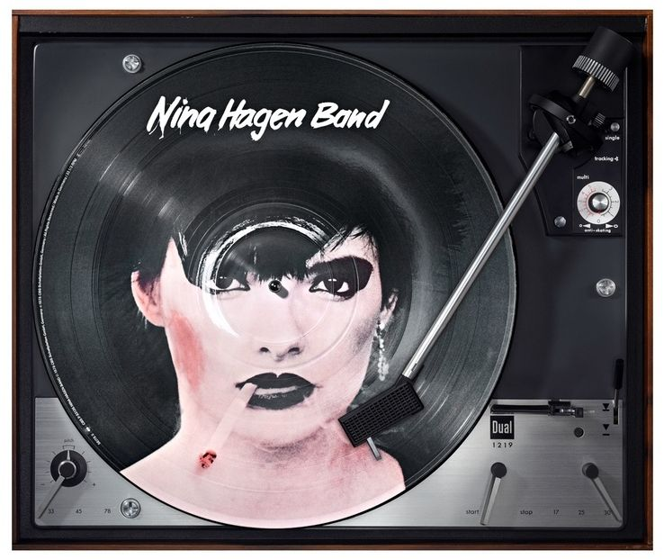 Nina Hagen Band!