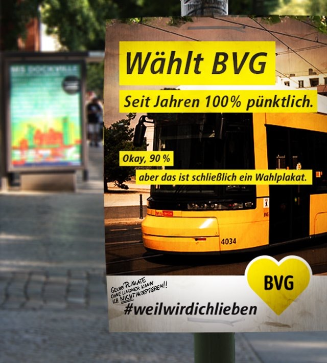Berlin, Berlin – wir fahren nach Berlin