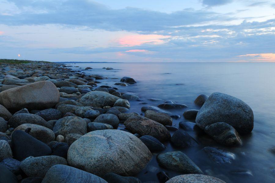 Rollende Steine
